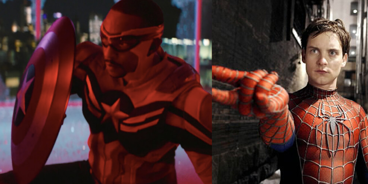 A Fan Edit Puts Sam Wilson in Spider-Man 3 and It's EPIC