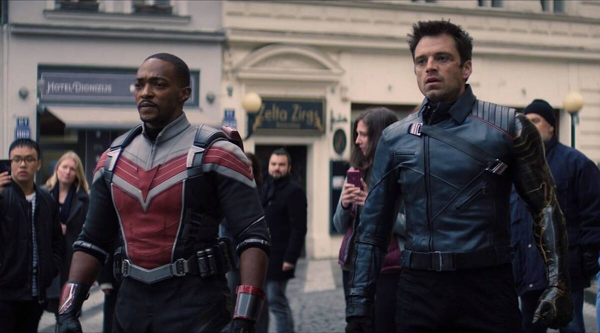 Showrunner Malcolm Spellman Explains Why He Killed [Redacted] on Falcon and the Winter Soldier