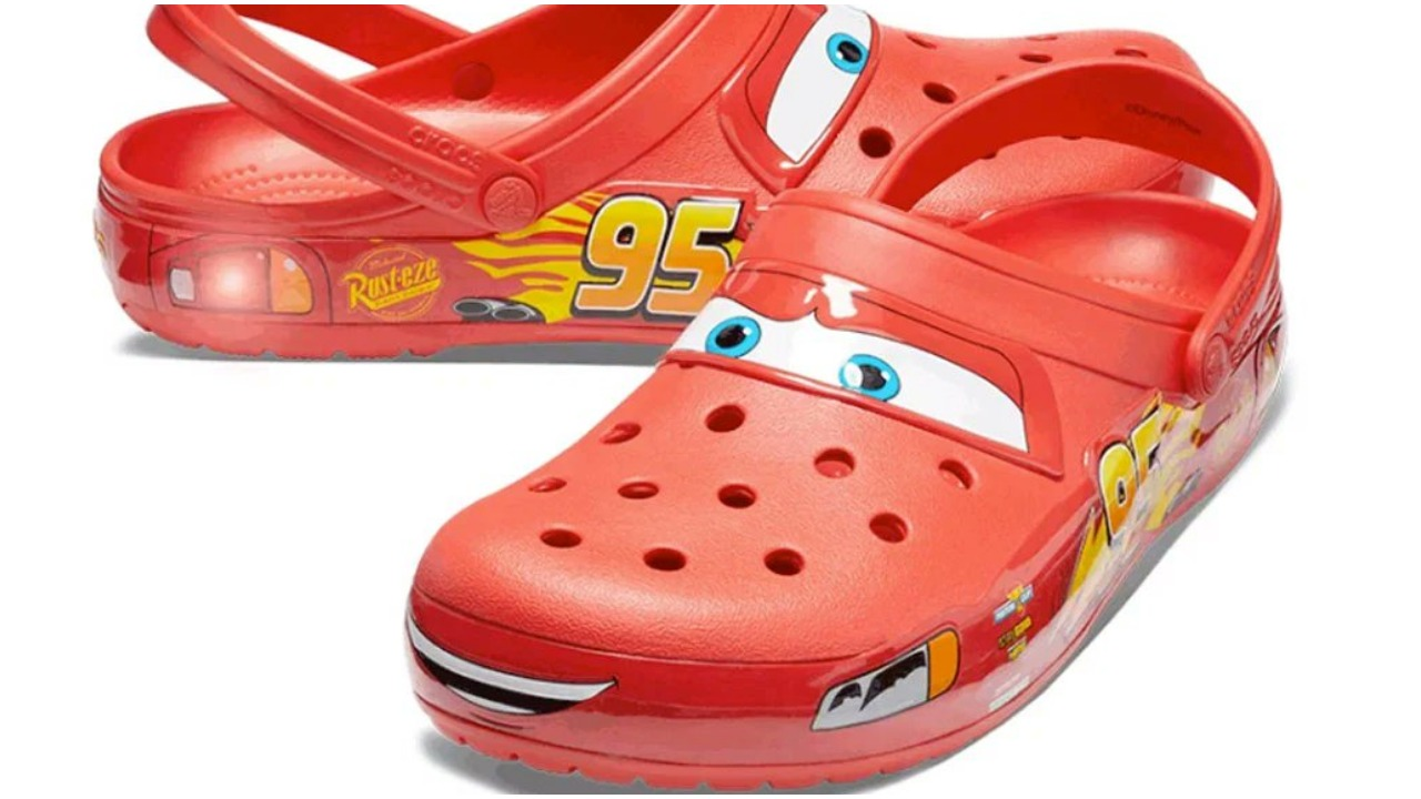 Things We Saw Today: Internet Throws Fit Over Sold Out Lightning McQueen Crocs