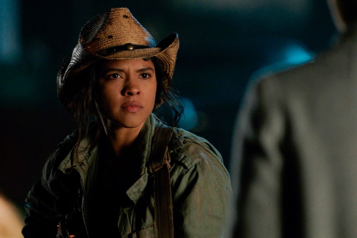 Lisseth Chavez (Spooner) from Legends of Tomorrow
