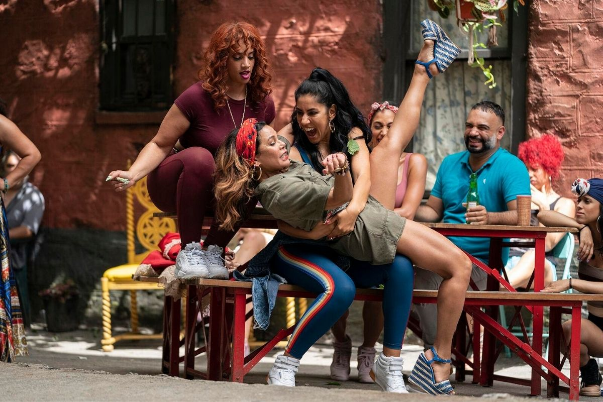 In the Heights Carnaval del Barrio