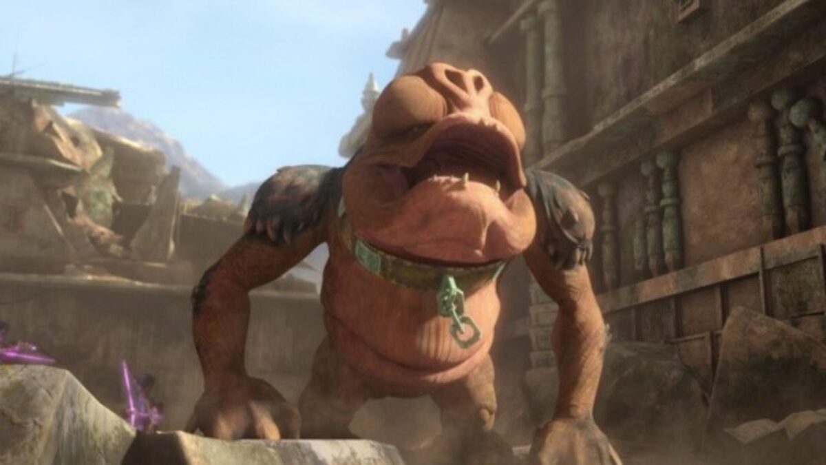 Muchi the Rancor in the Bad Batch