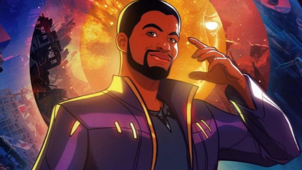 """Tomorrow's Episode of Marvel's """"What If...?"""" Will Introduce T'Challa Star- Lord"""