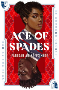 """Book covers by """"Ace of Spades.""""(Image: Feiwel and his friends.)"""