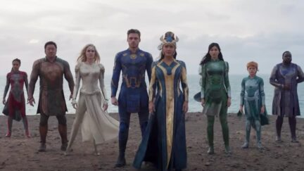 the eternals are coming and they are hot