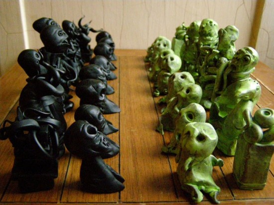 Lovecraft Chess