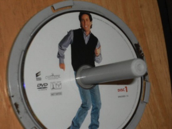 Seinfeld CD Spindle