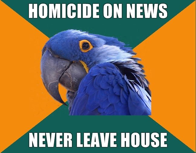 Homicide on News