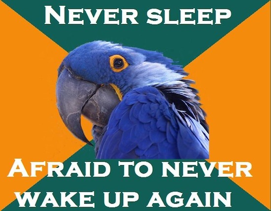 Never Sleep
