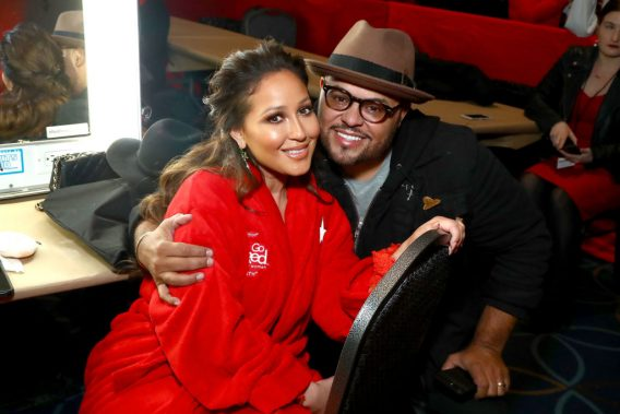 Adrienne Houghton, Israel Houghton