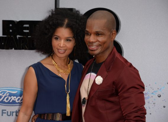 Kirk Franklin, Tammy Franklin